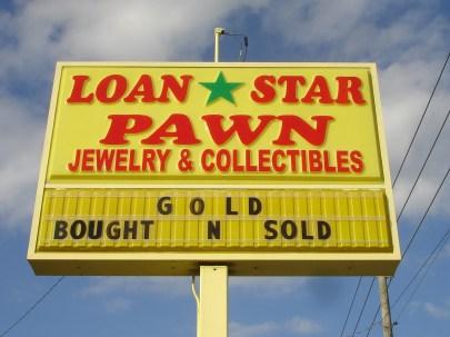 Lone Star Pawn